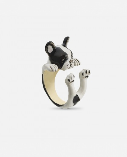 Anillo  Dog Fever Bulldog francés