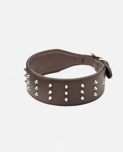 Collar Blat- 50  Piramid Chocolate