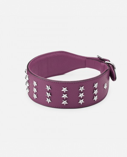 Collar Blat- 50  Star Cereza