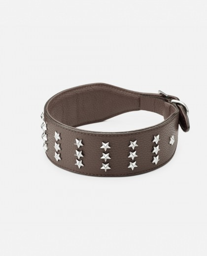 Collar Blat- 50  Star Chocolate