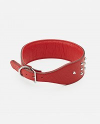Collar Blat- 50  Piramid Rojo